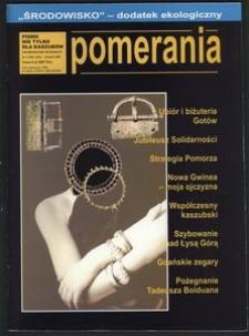 Pomerania : dwumiesięcznik regionalny, 2005, nr 4
