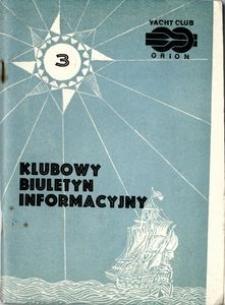 Klubowy Biuletyn Informacyjny