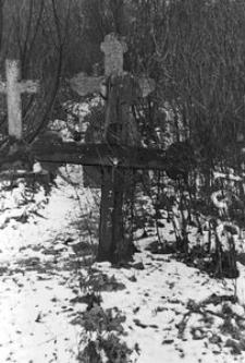 Ludowe krzyże cmentarne - Gowidlino [1]