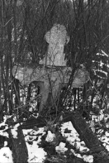 Ludowe krzyże cmentarne - Gowidlino [3]