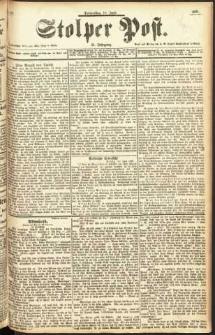Stolper Post Nr. 133/1897