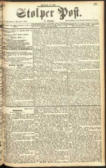 Stolper Post Nr. 138/1897