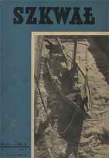Szkwał, 1936, nr 5