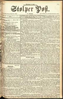 Stolper Post Nr. 144/1897