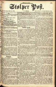 Stolper Post Nr. 148/1897