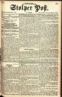 Stolper Post Nr. 149/1897
