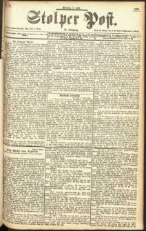 Stolper Post Nr. 154/1897