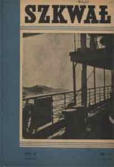 Szkwał, 1936, nr 11