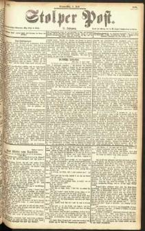 Stolper Post Nr. 157/1897