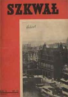 Szkwał, 1936, nr 12