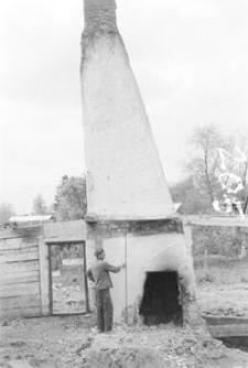 Chata zrębowa - komin - Piechowice [1]