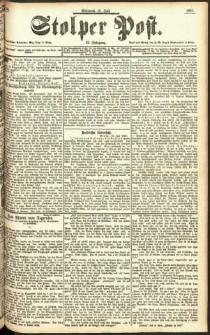 Stolper Post Nr. 168/1897