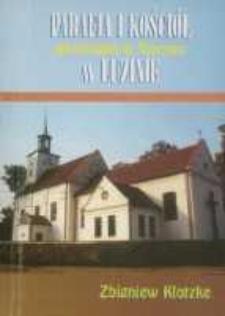 Parafia i kościół pod wezwaniem św. Wawrzyńca w Luzinie