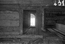Chata zrębowa w budowie - Lipuska Huta [6]
