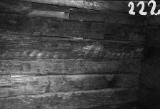 Chata zrębowa - ściana - Piechowice [2]