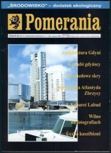 Pomerania : miesięcznik regionalny, 2006, nr 1