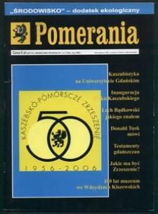 Pomerania : miesięcznik regionalny, 2006, nr 2