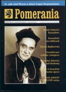 Pomerania : miesięcznik regionalny, 2006, nr 4