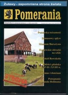 Pomerania : miesięcznik reginalny, 2006, nr 9