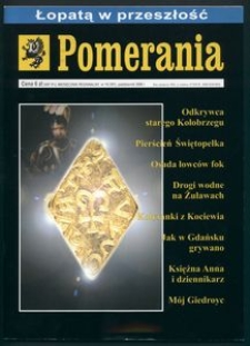 Pomerania : miesięcznik regionalny, 2006, nr 10