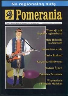 Pomerania : miesięcznik regionalny, 2006, nr 11