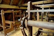 Krosna tkackie w Muzeum Kultury Ludowej Pomorza w Swołowie (3)