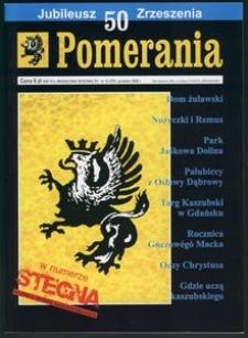 Pomerania : miesięcznik regionalny, 2006, nr 12