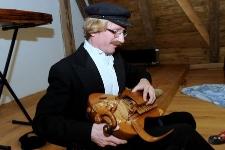 Instrument muzyczny ludowy w Muzeum Kultury Ludowej Pomorza w Swołowie (3)
