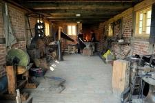 Kuźnia w Zagrodzie Albrehta w Swołowie (2)