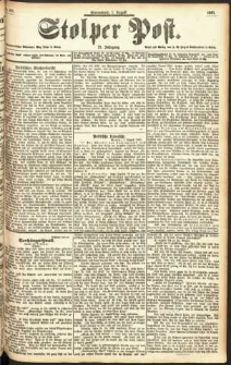 Stolper Post Nr. 183/1897