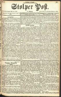 Stolper Post Nr. 191/1897