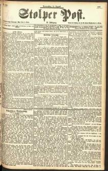 Stolper Post Nr. 193/1897