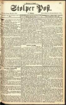 Stolper Post Nr. 196/1897