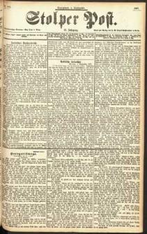 Stolper Post Nr. 207/1897