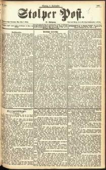 Stolper Post Nr. 208/1897