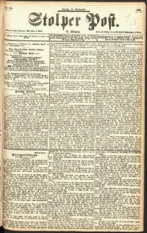 Stolper Post Nr. 218/1897
