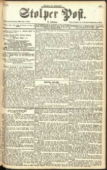 Stolper Post Nr. 220/1897