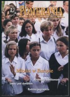 Pomerania : miesięcznik regionalny. Nr 4-5/2003