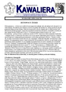 Kawaliera : biuletyn Koła nr 21,2009, wyd. specjalne