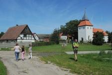 Kościół, budynki mieszkalne oraz gospodarcze w Swołowie