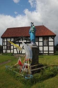 Kościół w Kuleszewie