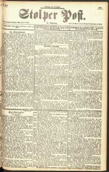 Stolper Post Nr. 242/1897