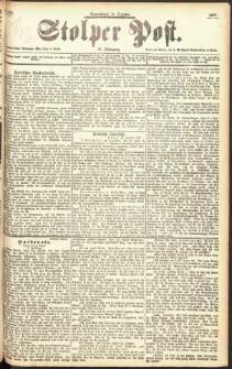 Stolper Post Nr. 243/1897