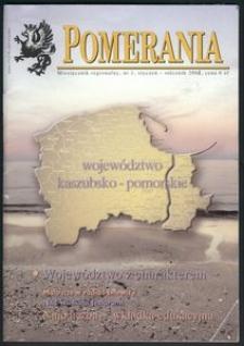 Pomerania : miesięcznik regionalny, 2002, nr 1