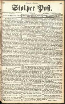 Stolper Post Nr. 261/1897