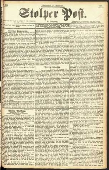 Stolper Post Nr. 267/1897