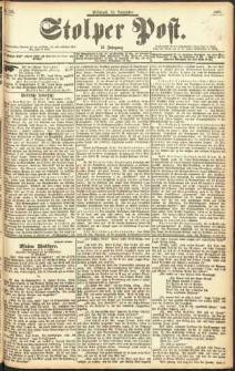 Stolper Post Nr. 275/1897