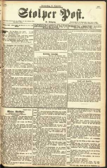Stolper Post Nr. 276/1897