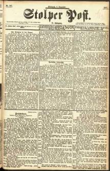 Stolper Post Nr. 287/1897