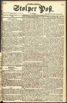 Stolper Post Nr. 288/1897